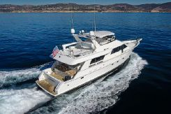 1999 Northcoast Yachts Raised Pilothouse