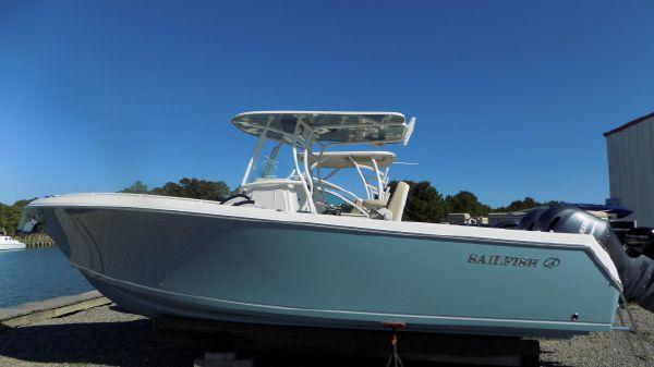Sailfish 270CC