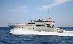 1992 Ferretti Yachts 58