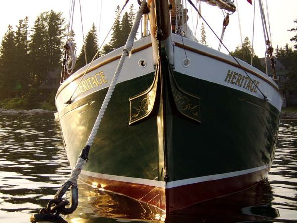 1962 Peterson Gaff-Rigged Friendship Sloop 30 Boats for Sale