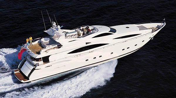 Sunseeker 105 Yacht Manufacturer Provided Image
