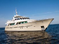 Werner 98Ft Displacement Round Bilge Motor Yacht