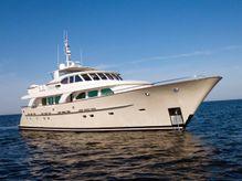 2018 Werner 98ft Displacement Round Bilge Motor Yacht