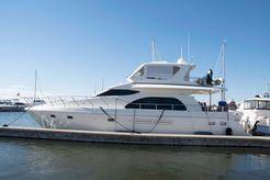 2007 Hampton 60 Motor Yacht