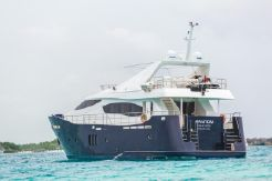2014 Custom Flagman Yachts 78