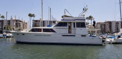 1983 Uniflite 53 Yachtfisher