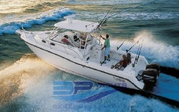 2006 Boston Whaler Boston 305 Conquest