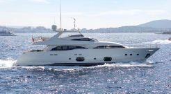 2008 Ferretti Yachts Custom Line 97