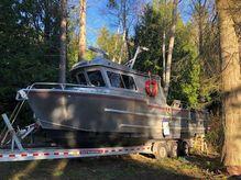 2018 Custom ACI Boats Combo Crabber