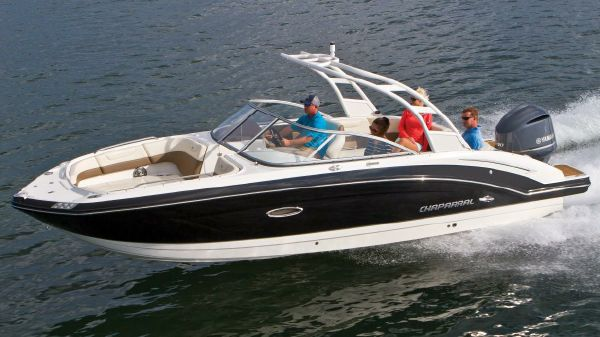 Chaparral 250 Suncoast Manufacturer Provided Image