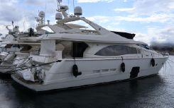 2005 Ferretti Yachts 731 Flybridge
