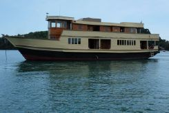 2011 Custom 28m Teak Charter Vessel