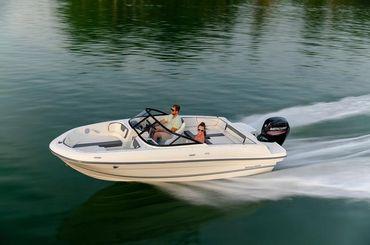 2022 Bayliner VR 4 Outboard