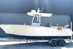 2020 Sea Hunt 255 SE