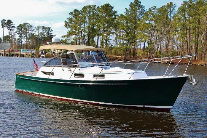 2001 Legacy Yachts
