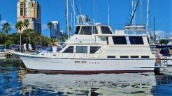1985 Gulfstar 49 Motor Yacht