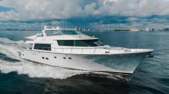 2007 Pacific Mariner Raised Pilothouse MY