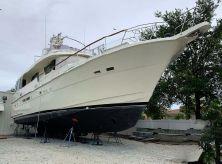 1989 Hatteras Eurotransom motor yacht