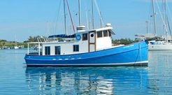 1988 Custom Echo 38 Tug/Trawler