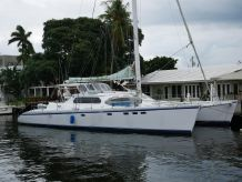 1999 Custom Alex Simonis Catamaran