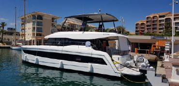 2020 Fountaine Pajot MY44