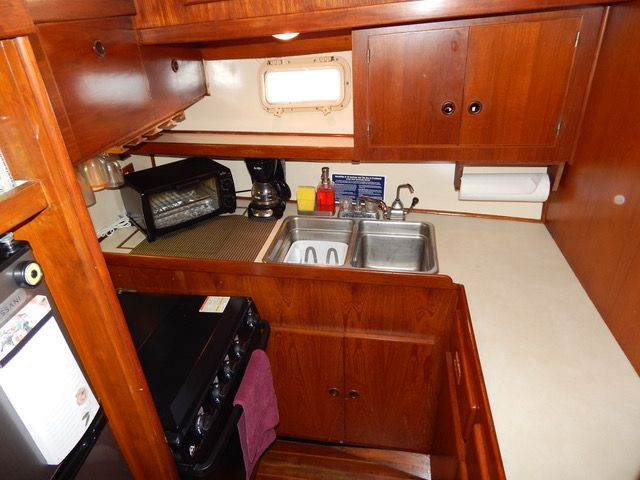 1984 President 41 Double Cabin