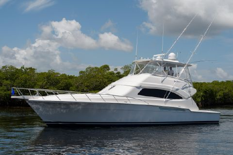 "2012 Bertram 570 Convertible - 2012 57' Bertram ""Nice & Easy"""