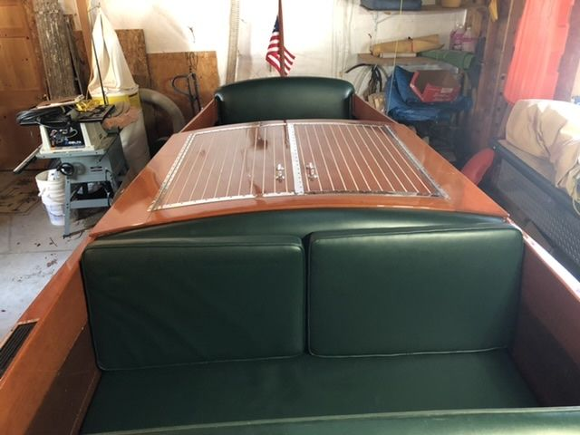 1931 Chris-Craft 22' Triple Cockpit