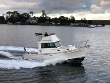 1989 Cape Dory 28 Flybridge w/240 Yanmar and 6kw Generator and Air Conditioning!!