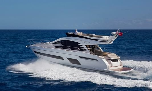 Fairline Squadron 53 2018 Fairline Squadron 53  / Manufacturer Image