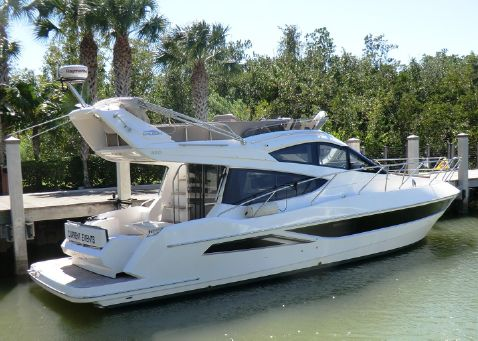 2016 Galeon 38 Fly - Profile
