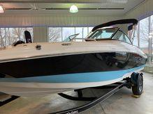2021 Nauticstar 203DC Deck