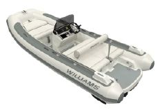 2020 Williams Jet Tenders Sportjet 460