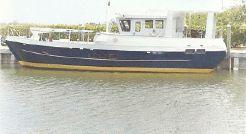 2008 Bruce Roberts Spray 52 Trawler