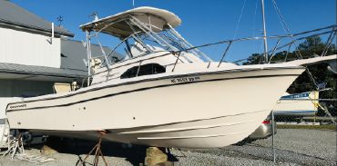 2008 Grady-White 282 sailfish