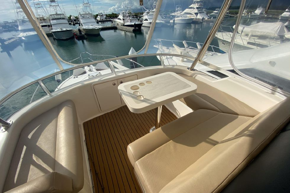 2011 Riviera 43 Open Flybridge