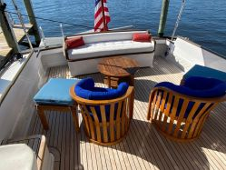 photo of  78' Huckins Motor Yacht