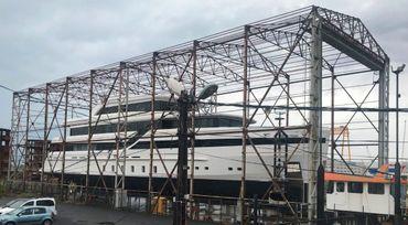 2021 Custom 50 meters motoryacht