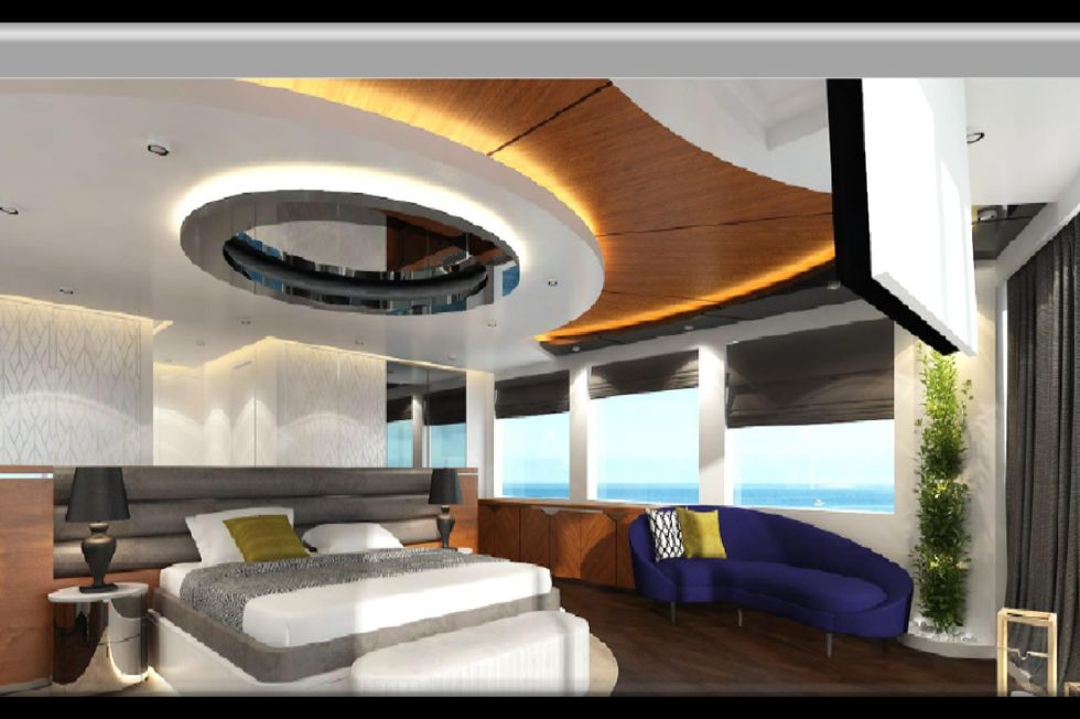 2021 Custom 50 meters motoryacht