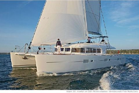 2011 Lagoon 620 - Manufacturer Provided Image