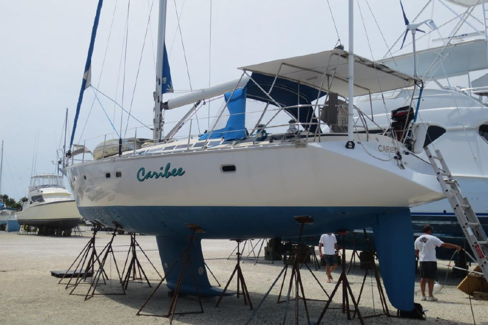 1994 Bavaria 44 - Out of Water