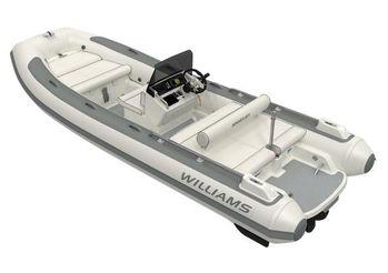 2020 Williams Jet Tenders Sportjet 520
