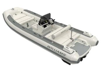 2020 Williams Jet Tenders Sportjet 520