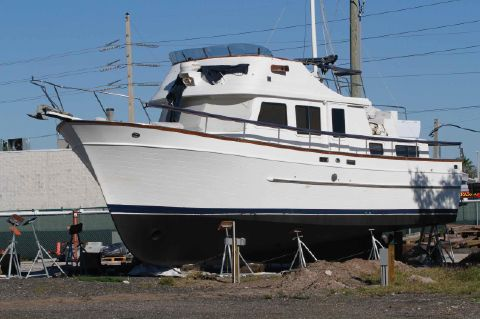 1985 Marine Trader Double Cabin - Marine Trader 38 Double Cabin