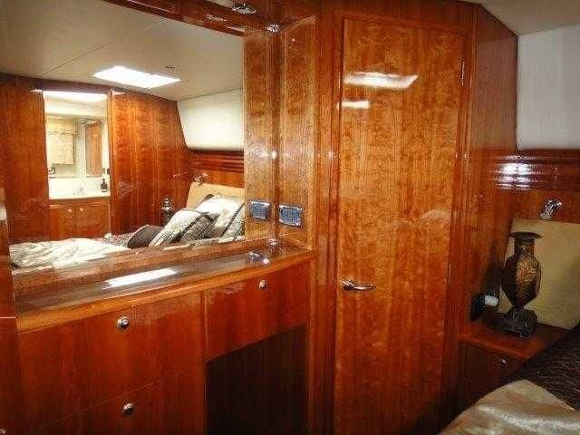 2004 Riviera 58 Enclosed Flybridge
