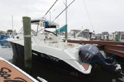 2015 Seaswirl Striper 2901 Walkaround O/B