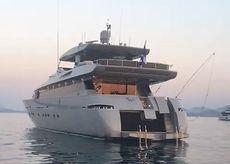 2002 Baglietto 35m
