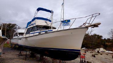 1985 Mainship 34 III