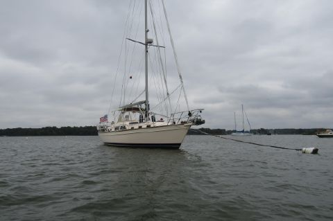 2010 Island Packet 465 - Adventure at Rest