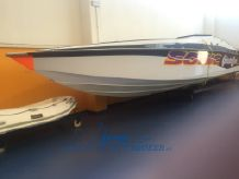 1989 Custom Sonic Power Boats 41 SS